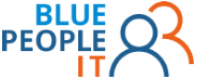 Blue People IT - logo