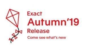 Exact Online Autumn '19 release