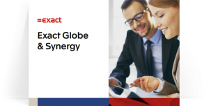 brochure Exact Globe & Synergy