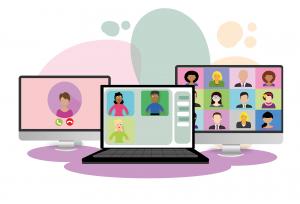 Hoe je een online vergadering leuk maakt?! Nou zo!